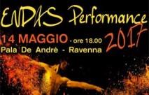 ENDAS performance 2017, 14 maggio ore 18.00 presso il Pala De Andrè – Ravenna